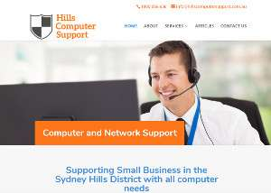 Hills Computer Support – Remote IT Support Services