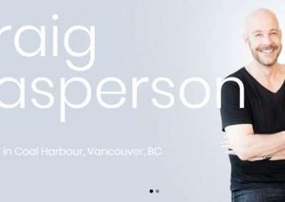 Craig Casperson – Hair Stylist – Vancouver